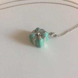Tiffany & Co. Jewelry - Tiffany & Co necklace and pendant